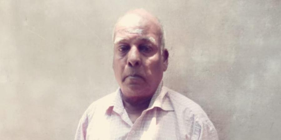 കോവിഡ്  ബാധിതനെ 12  ദിവസമായി കാണാനില്ല; കണ്ടെത്താനായി സഹായമഭ്യർത്ഥിച്ച്  മകൻ