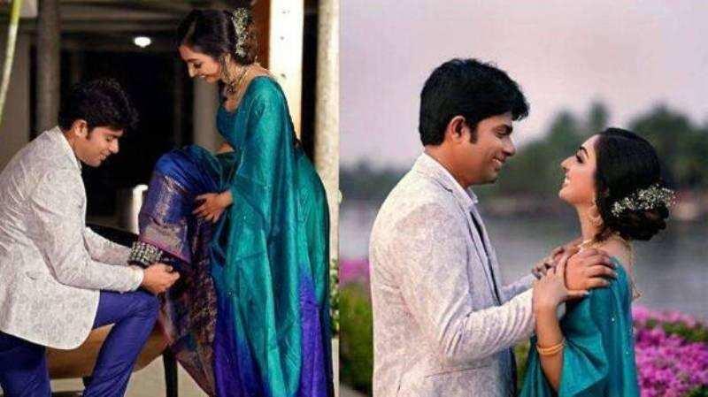 താലികെട്ട് മാത്രം : മാതൃകയായി ഉത്തര ഉണ്ണി