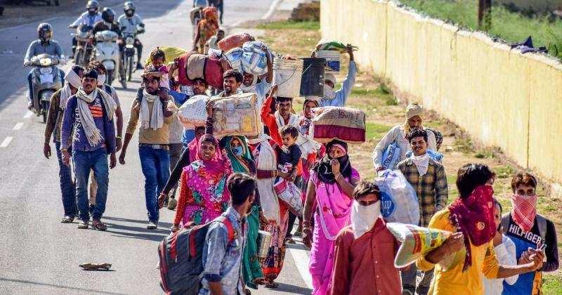 കോവിഡ് കാലത്ത് ഇന്ത്യൻ മധ്യവർഗ ജനസംഖ്യയിൽ 32 ദശലക്ഷത്തിൻ്റെ കുറവ് വന്നതായി പ്യൂ റിപ്പോർട്ട്