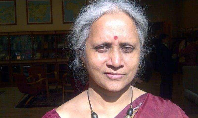 ഉഷ രാമനാഥന് ഹ്യൂമൺ റൈറ്റ്സ്  'ഹീറോ' പുരസ്കാരം