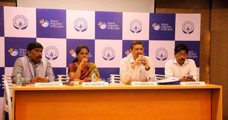 അക്വ-അക്വേറിയ ഇന്ത്യ 2019 ഉപരാഷ്ട്രപതി ഉദ്ഘാടനം ചെയ്യും