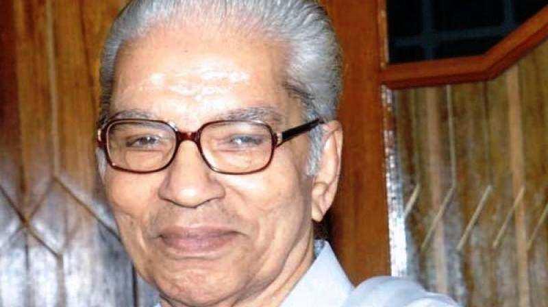 പന്മന രാമചന്ദ്രൻ നായർക്കുള്ള സമർപ്പണമായി 'പന്മന' ഫോണ്ട്