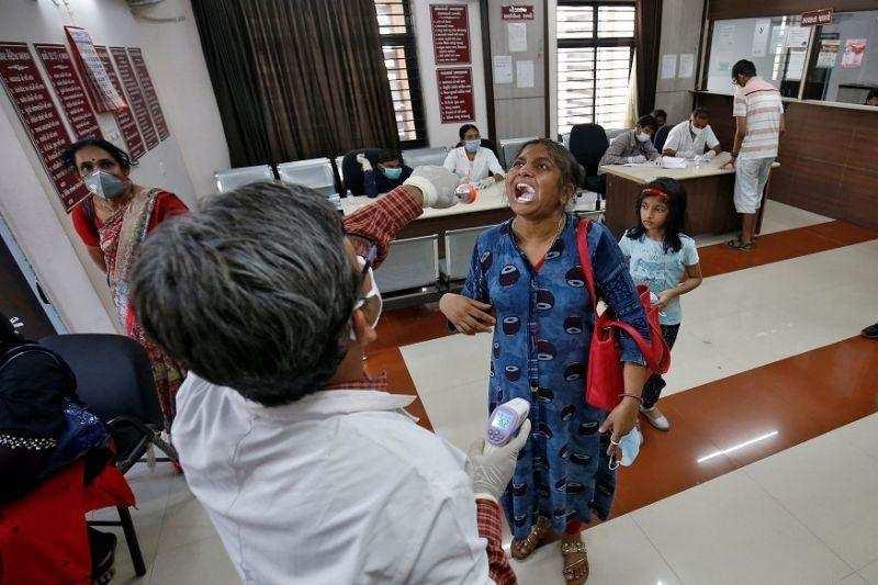 ഗുജറാത്തിൽ കോവിഡ് വ്യാപനം ദേശീയ ശരാശരിയേക്കാൾ വേഗതയിൽ: ഡൽഹി ഐഐടി പഠനം
