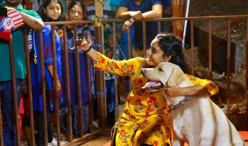 വിസ്മയിപ്പിക്കുന്ന പ്രകടനവുമായി കേരള പോലീസ് ഡോഗ് സ്ക്വാഡ് കനകകുന്നിൽ