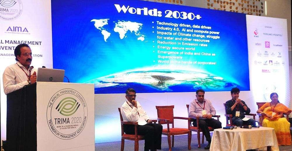വാണിജ്യാടിസ്ഥാനത്തിൽ റോക്കറ്റ് നിര്മ്മാണം 2050-ഓടെ: വിഎസ് എസ് സി